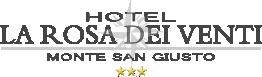 Hotel La Rosa dei Venti logo - Home
