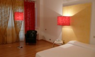 Matrimonial room + 2 single beds